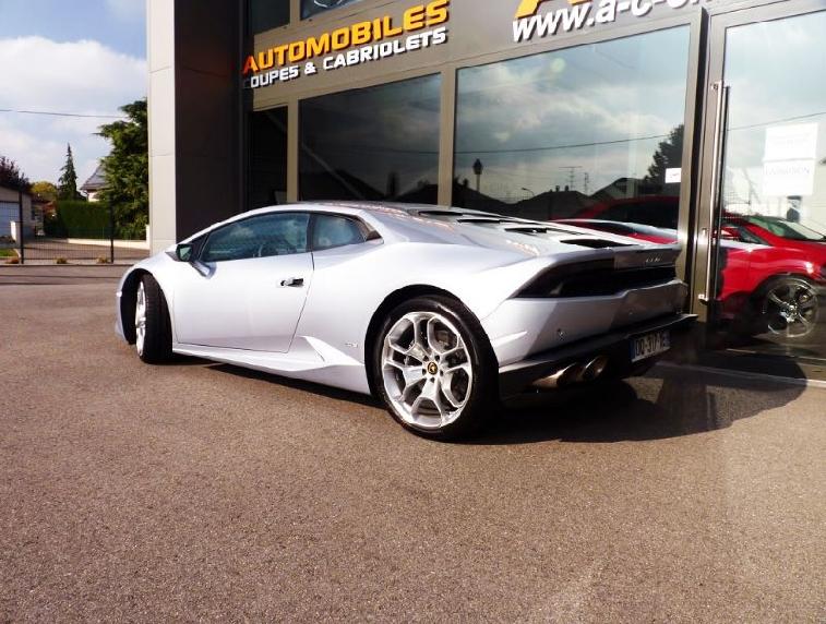 Lamborghini Huracan Lp 610 4 Automobiles Coup 233 S Et