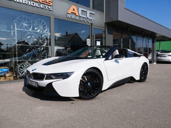 Location BMW i8 Roadster