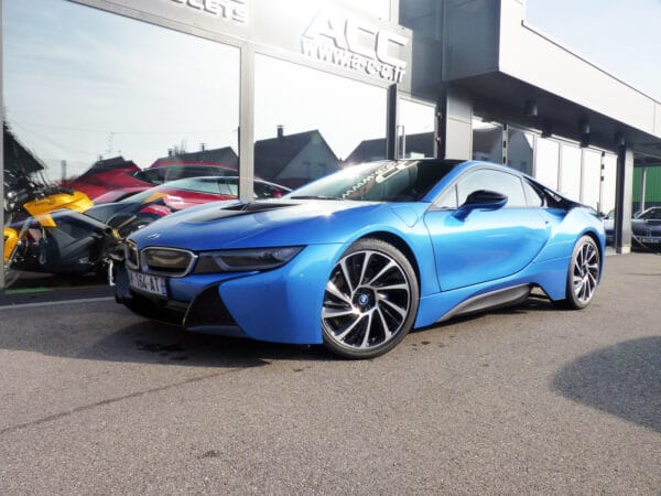 Location BMW i8 [tag]