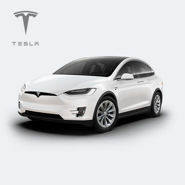 Location Tesla Model X