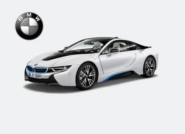 Slider BMW i8