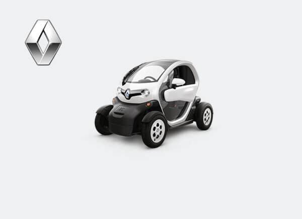 Slider Renault Twizy