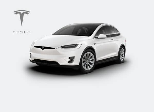 Slider Tesla Model X