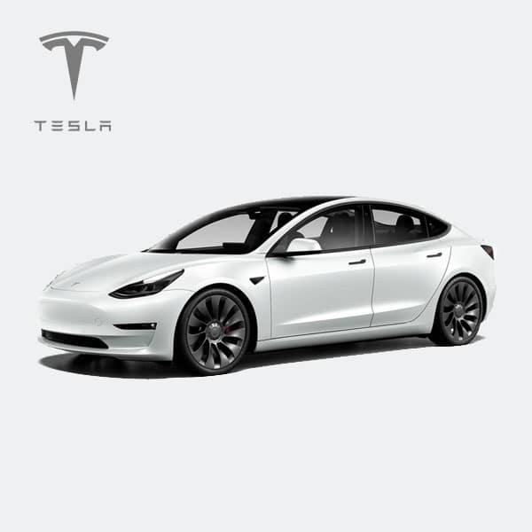 Location Tesla Model 3 PERFORMANCE