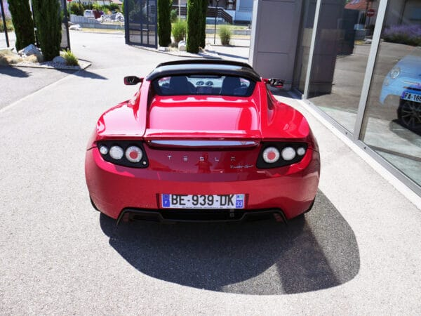 Location Tesla Roadster Sport 2.5 [tag]