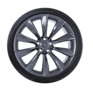 Model S Pack Roues Turbine 21 Pouces Reconditionnées pour Tesla Model S [tag]
