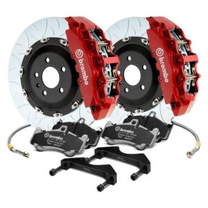 Model 3 Kit freins avant BREMBO 6 Pistons GT pour Tesla Model 3 6