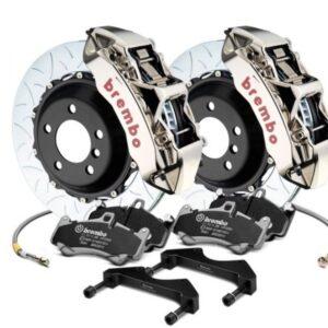 Non classé Kit freins avant BREMBO 6 Pistons Monobloc Usiné GT-R pour Tesla Model 3 6