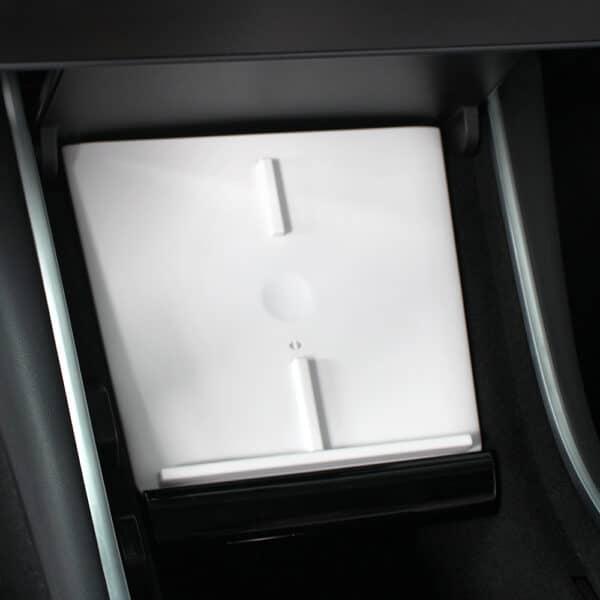 Intérieur Chargeur induction pour Tesla model 3 10w