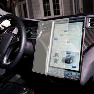 Intérieur Verre de protection pour l'écran de votre Tesla Model S et X écran