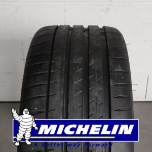 Model S Pneu Michelin Pilot Sport 4 & 4S pour Tesla Model S