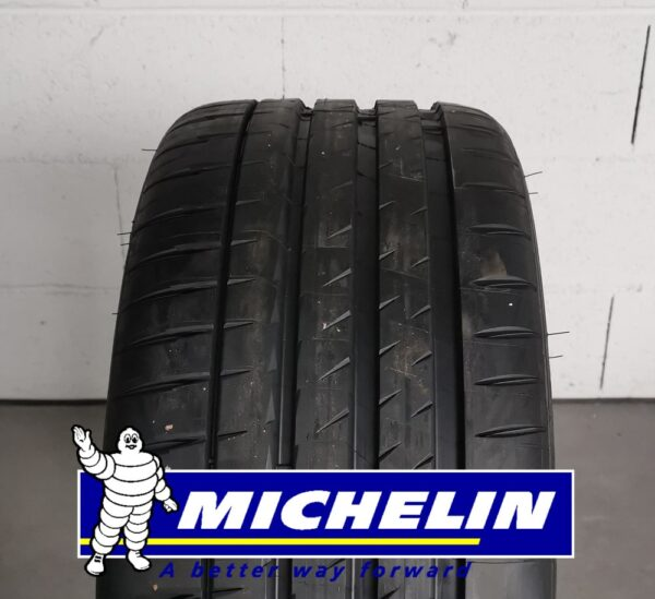 Model 3 Pneu Michelin Pilot Sport 4 & 4S pour Tesla Model 3 [tag]