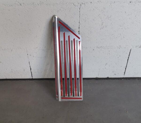 Intérieur Pédales aluminium et repose pied Tesla Model 3 & Y accélérateur