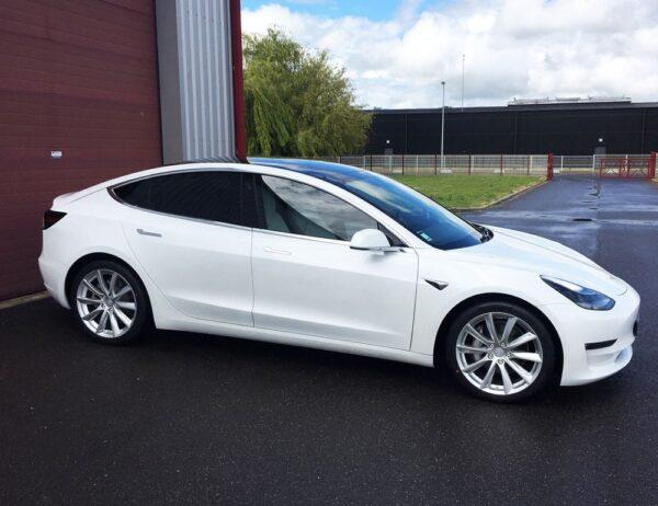 Model 3 PROMOTION HIVER Pack Roues Turbine 19 Pouces pour Tesla Model 3 jantes