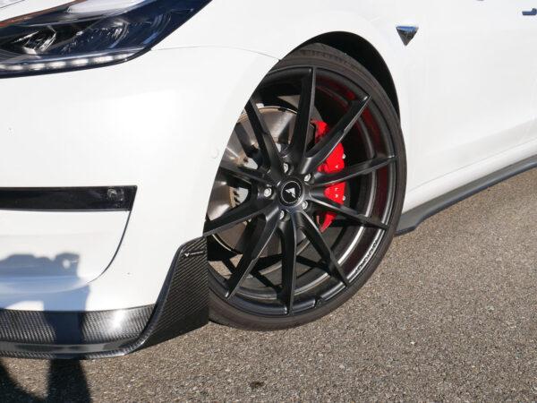 Extérieur Kit carrosserie VOLTA AERO original VORSTEINER en carbone pour Tesla Model 3 aero