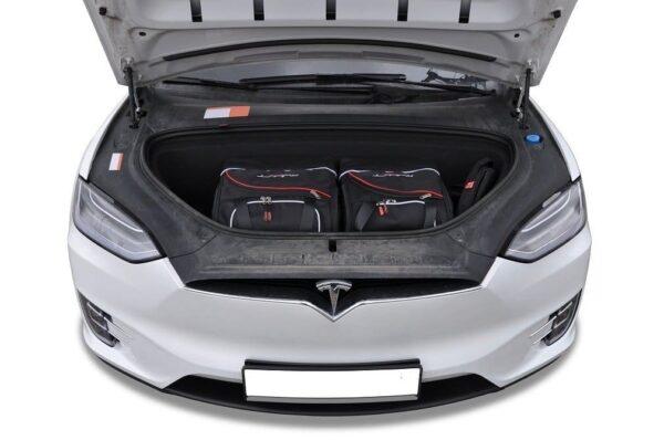 Bagage Valise KJUST sur mesure pour Tesla Model S, 3 & X bagagerie