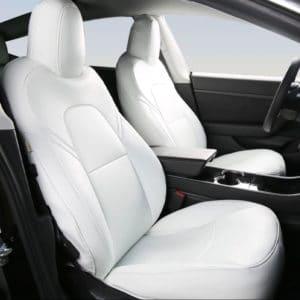Model 3 2021 Housses de sièges Premium Tesla Model 3 housses