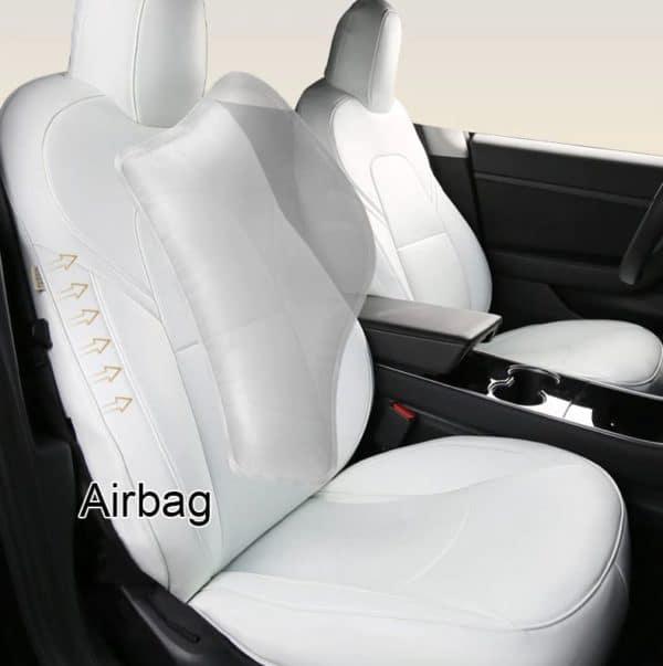Intérieur Housses de sièges Premium Tesla Model 3 housses
