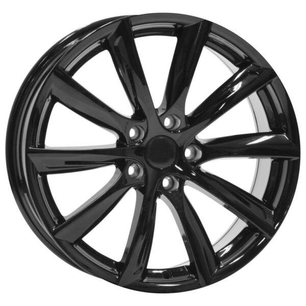 Model 3 PROMOTION HIVER BLACK Pack Roues 19 Pouces pour Tesla Model 3 jantes