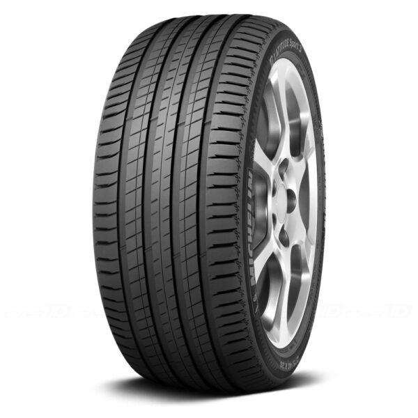 Model X Pneu Michelin Latitude Sport 3 pour Tesla Model X