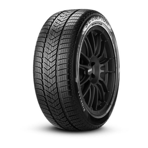 Model X Pneu Hiver Pirelli Scorpion Winter pour Tesla Model X