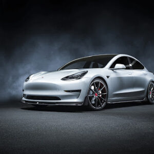 Non classé Kit carrosserie VOLTA AERO original VORSTEINER en carbone pour Tesla Model 3 aero