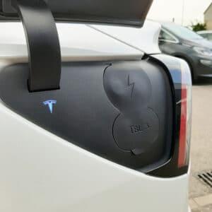 Promotions Cache pour prise de chargement Tesla Model 3 cache