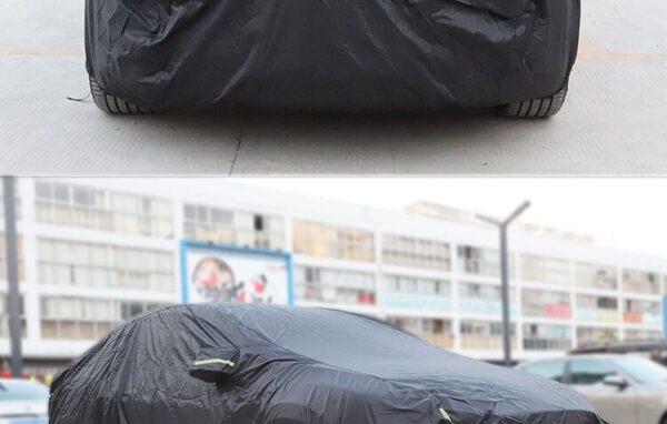 Extérieur Bâche pour Tesla Model X bâche