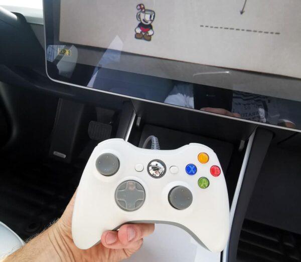 Autres Manette de Jeux pour Tesla Model S, 3, X, Y jeux