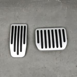 Promotions Pédales aluminium et repose pied Tesla Model 3 & Y accélérateur