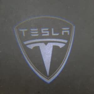 Intérieur Lumière LED de portières avec Logo pour Tesla Model S, 3, X, Y LED