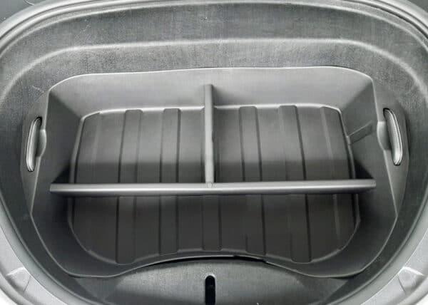 Intérieur Organiseur de coffre avant pour Tesla Model 3 bac