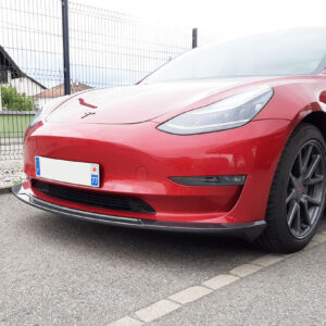Model 3 Lame de par choc avant pour Tesla Model 3 avant