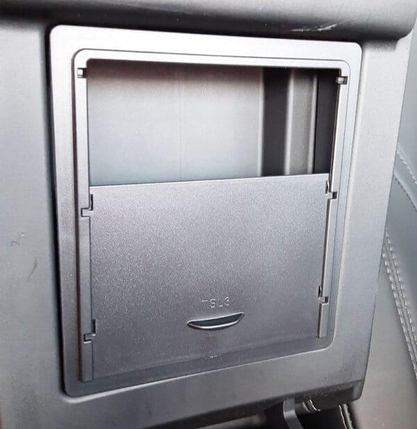 Intérieur Compartiment de rangement sous l'accoudoir pour Tesla Model 3