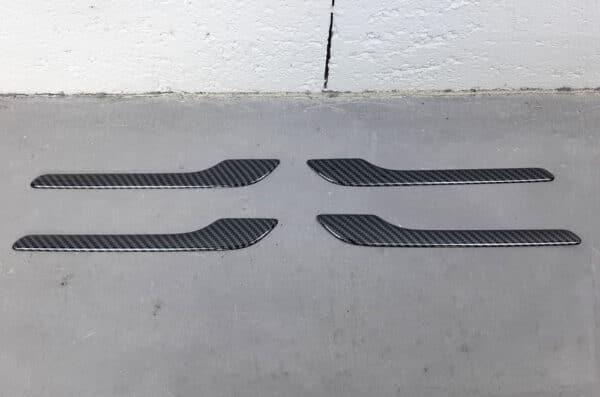 Extérieur Couvre poignées extérieur pour Tesla Model 3 & Y cache