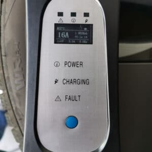 Autres Chargeur mobile 16 ampères type 2 pour véhicules électriques cable t2