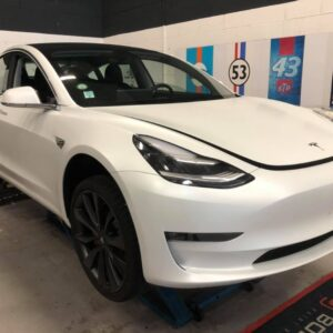 Covering Covering de protection de peinture pour Tesla Model 3, S covering