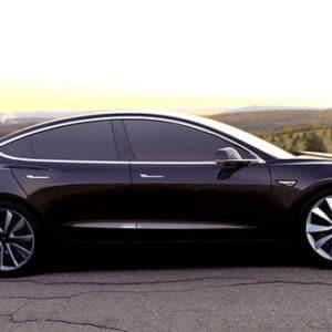 Vitres teintées Vitre teintée pour votre Tesla (réalisation dans nos locaux) vitres teinté