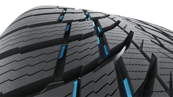 Model 3 Pneu Hiver Nokian Snowproof P pour Tesla Model 3 & S [tag]