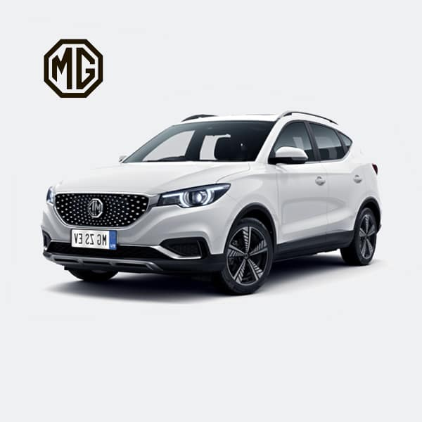 Location MG ZS EV