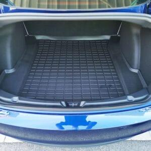 Model 3 Tapis Coffre de coffre arrière 3D TPE pour Tesla Model 3 3d