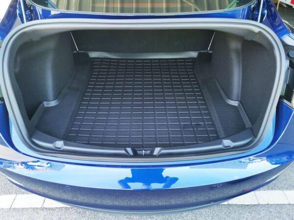 Intérieur Tapis Coffre de coffre arrière 3D TPE pour Tesla Model 3 3d