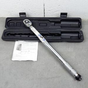 Model 3 Clé Dynamométrique 40-210 NM Longueur 470mm 1/2″