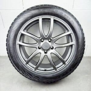 Autres Pack Roues Hiver ZAX EV499 pour Volkswagen ID3 jantes