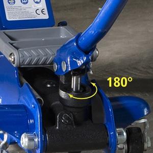 Autre Cric 1,8 tonnes Michelin Hydraulique 105mm