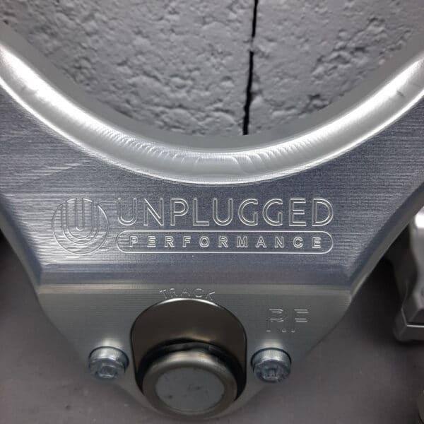 """Model 3 Bras de contrôle supérieurs avant réglables """"Unplugged Performance"""" pour Tesla Model 3 & Y circuit"""