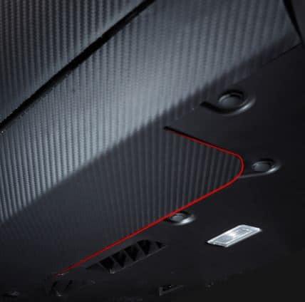 Intérieur Covering pour protéger la boite à gants de votre Tesla Model 3 & Y