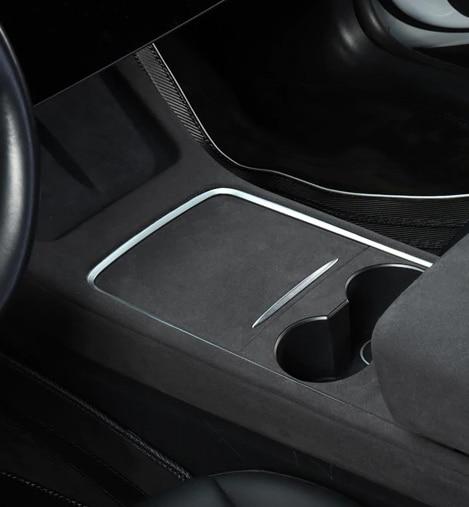 Intérieur Covering pour la console centrale pour Tesla Model 3 2021 3M