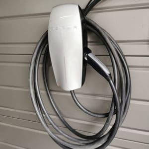 Autres Wallconnector – Connecteur mural argenté – 3.6 à 22 kw Type 2