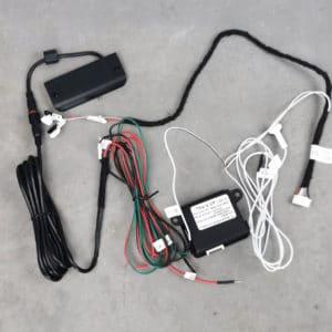 Model 3 2021 Kit capteur pied pour coffre électrique d'origine de Tesla Model S (équipé de motorisation de coffre) capteur-pied